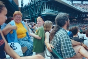 A Mom And Her Son's First Tiger Baseball Game