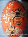 handpainted egg