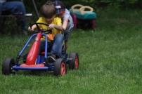 Have fun in the back yard