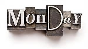 Monday banner