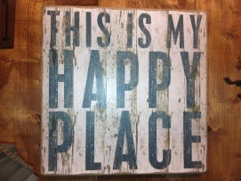 Or find my Happy Place