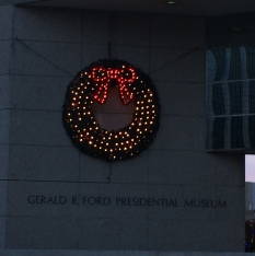 Gerald Ford Wreath