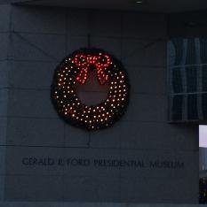 Gerald Ford Wreath